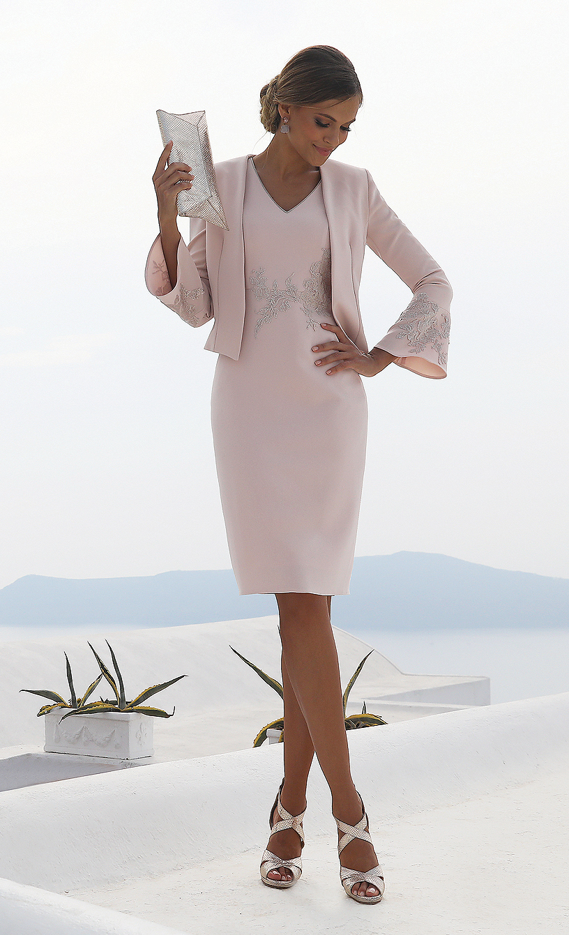 393d2cea1da Robe cocktail set 045 par Linea Raffaelli