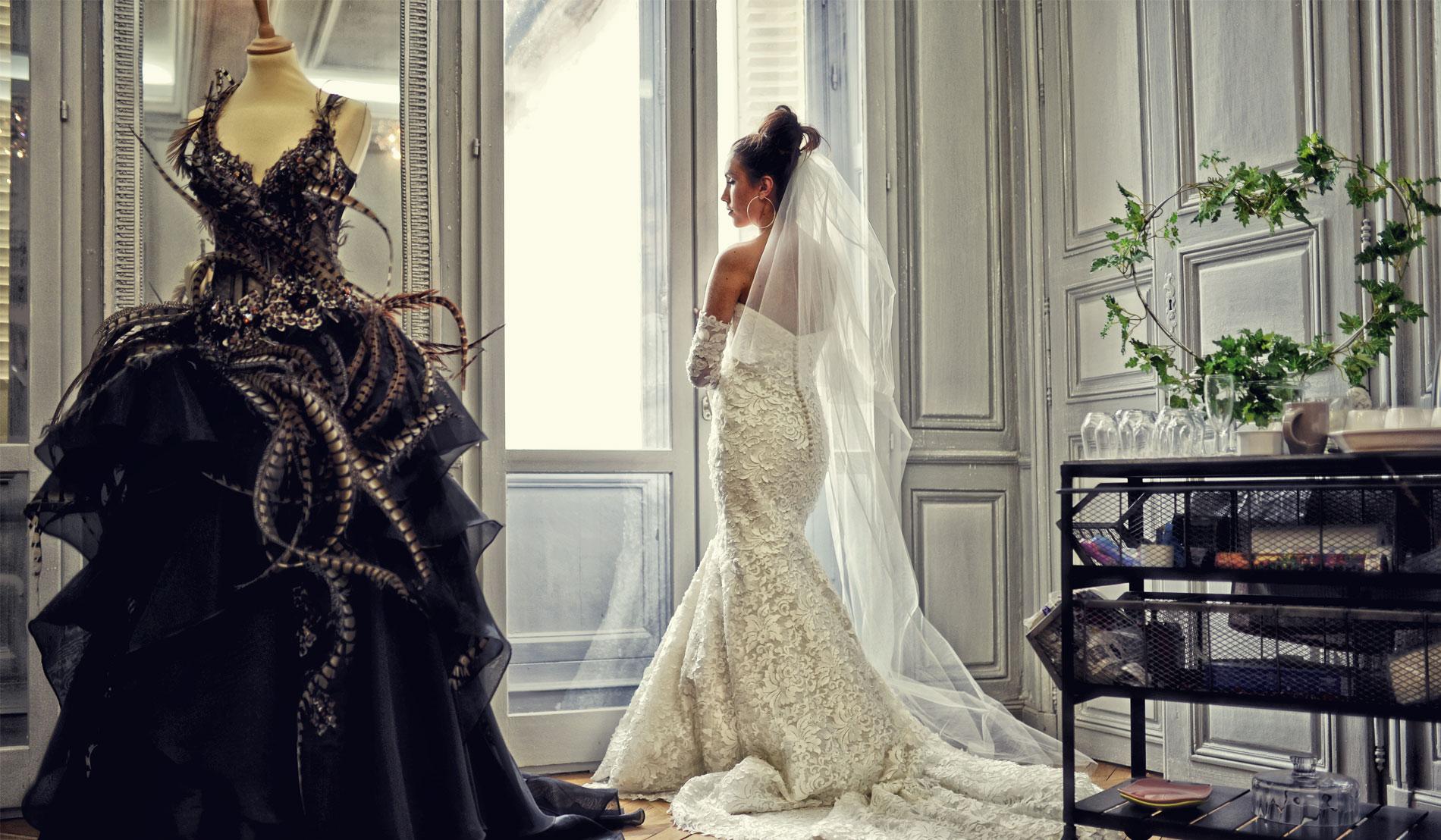 Robe de mariee dijon rue d'auxonne