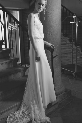 Robe de mariée Pourparler par Brochet