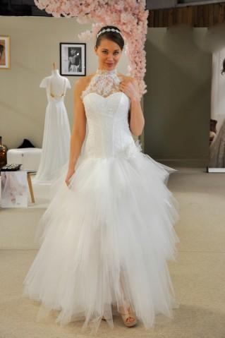 Robe de mariée Amanda par Les Mariées de Provence