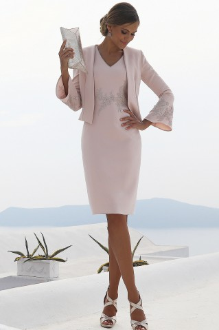 Robe cocktail set 045 par Linea Raffaelli